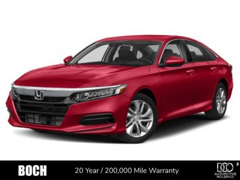 2019 Honda Accord LX 1.5T CVT
