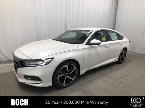 2019 Honda Accord Sport 1.5T CVT