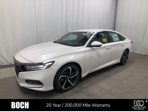 New 2019 Honda Accord Sport 1.5T CVT