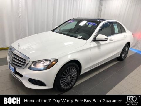 2016 Mercedes-Benz C-Class 4dr Sdn C 300 Luxury 4MATIC®